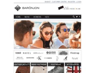 baronjon.com screenshot
