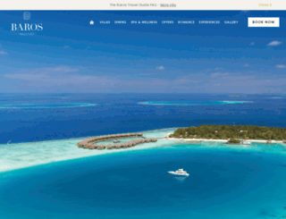 baros.com screenshot
