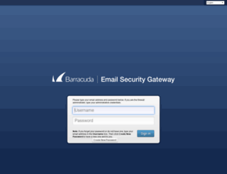 barracuda-quarantine.psusd.us screenshot