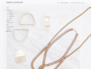 barrel-jewelry.myshopify.com screenshot