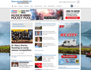 barrheadleader.com screenshot