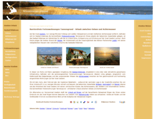 barrierefreie-insel-usedom.de screenshot