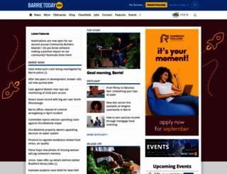 barrietoday.com screenshot