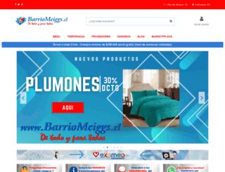 barriomeiggs.cl screenshot