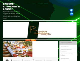 barriott.wordpress.com screenshot
