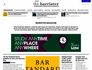 barristermagazine.com screenshot