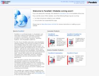 barrydavis.net screenshot