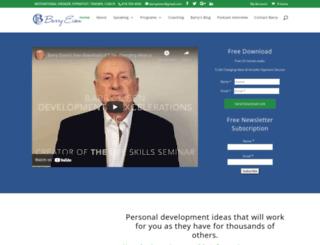 barryeisen.com screenshot