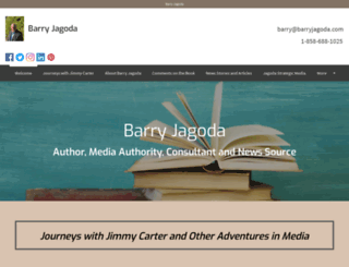barryjagoda.com screenshot