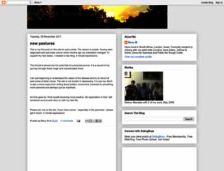 barrymblog.blogspot.com screenshot