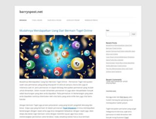 barryspost.net screenshot