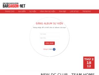 barsaigon.net screenshot