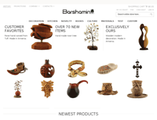 barshamin.com screenshot