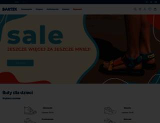 bartek.com.pl screenshot