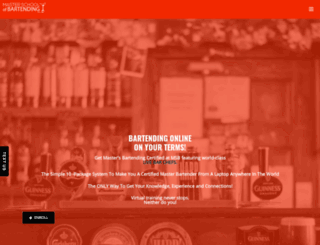bartend.ca screenshot