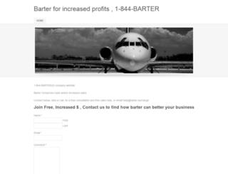 barter.exchange screenshot