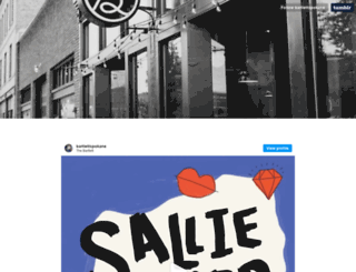 bartlettspokane.tumblr.com screenshot