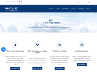 bartosz.com.pl screenshot