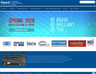 baruched.com screenshot