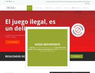 bas.gov.ar screenshot