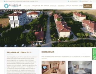 basaranlartermal.com screenshot