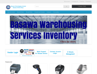 basawa.com screenshot