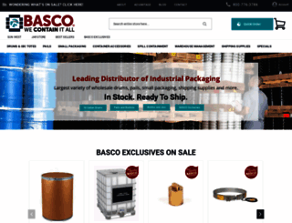bascousa.com screenshot