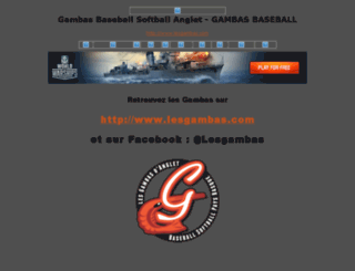 baseballbasque.bb-fr.com screenshot
