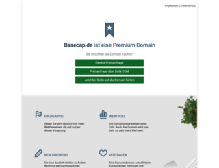 basecap.de screenshot