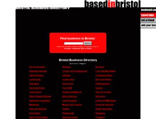 basedinbristol.com screenshot