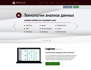 basegroup.ru screenshot
