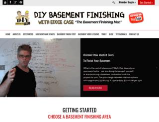 basementfinishinguniversity.com screenshot