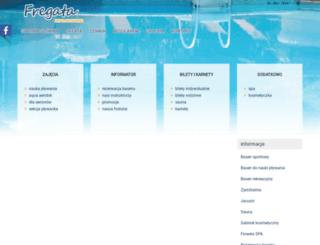 basen.kolbuszowa.pl screenshot