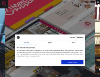 baseprojects.co.uk screenshot