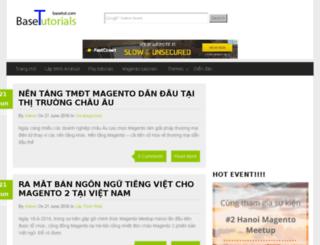 basetut.com screenshot