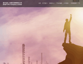 basf-ypc.com.cn screenshot