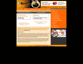 basi.com.au screenshot