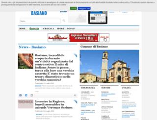 basiano.netweek.it screenshot