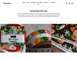 basicgrey.com screenshot