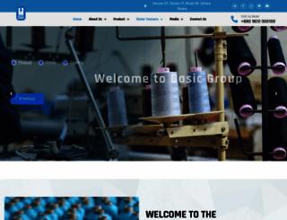 basicgroupbd.com screenshot