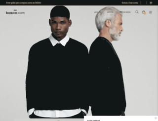 basico.com screenshot