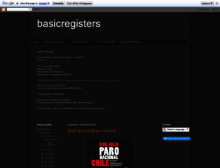 basicregisters.blogspot.com screenshot