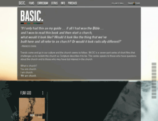 basicseries.com screenshot