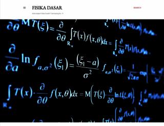 basicsphysics.blogspot.com screenshot