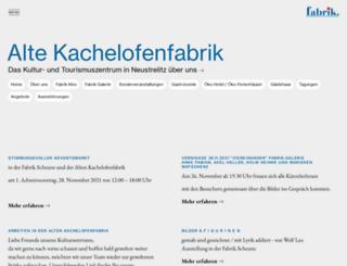 basiskulturfabrik.de screenshot