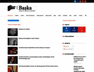 baskahaber.blogspot.com screenshot
