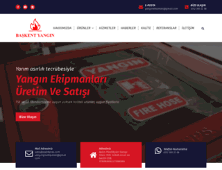 baskentyangin.com screenshot