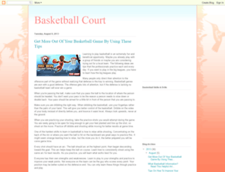 basketballcourts.blogspot.com screenshot