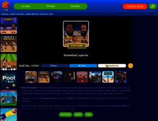basketballlegends.club screenshot