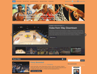basketballvideovault.com screenshot